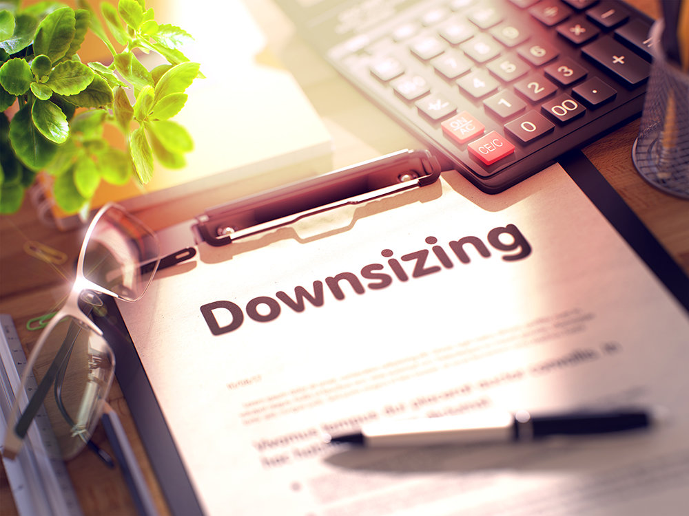 2 Ways To Downsize